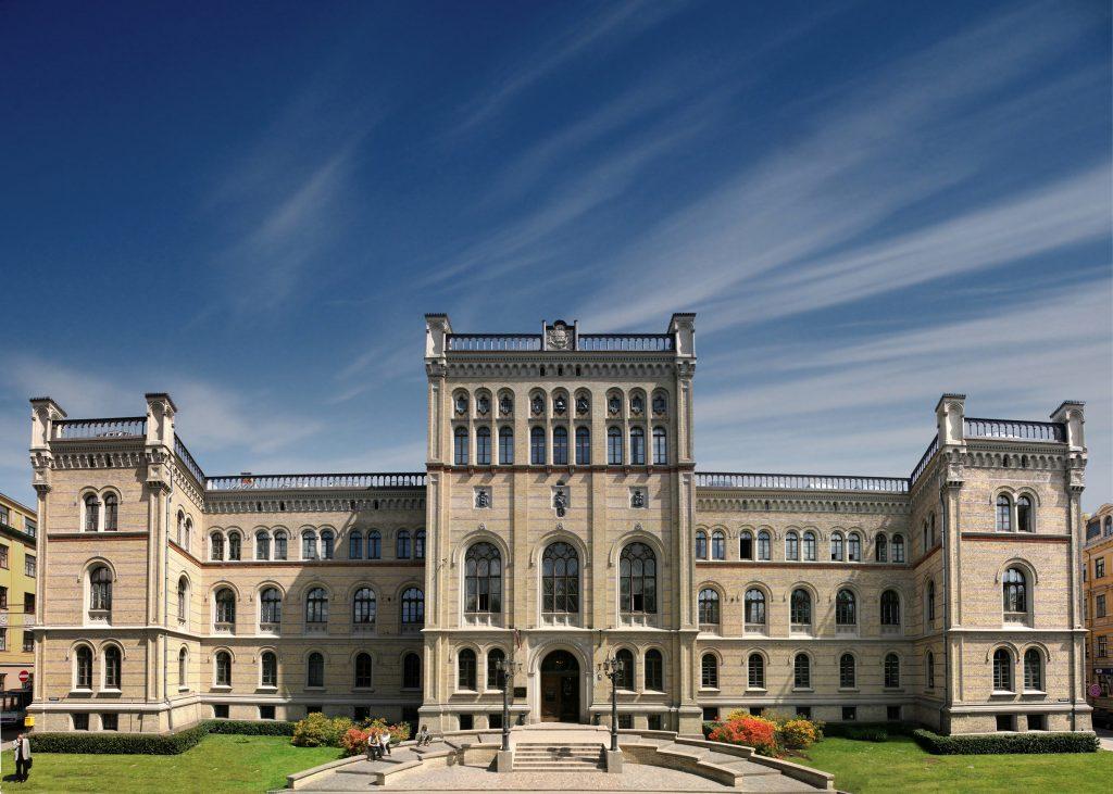 University of Latvia – the venue of SC 2020